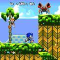 "Click here to play the Flash online game ""Sonic the Hedgehog: Ultimate Flash Sonic"""